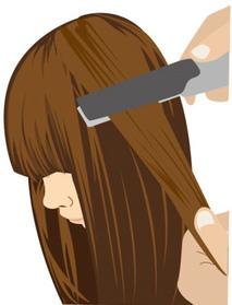 柔らかくて、真っ直ぐすぎないKURAKUの縮毛矯正