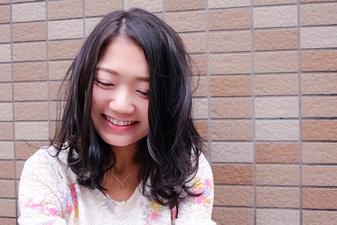春にオススメ★ミディアムNoブリーチカラー